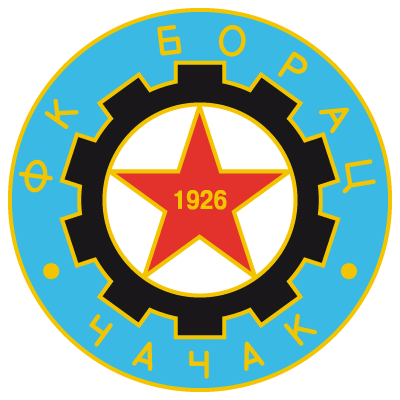 Borac Banja Luka Borac-Cacak@2.-other-logo