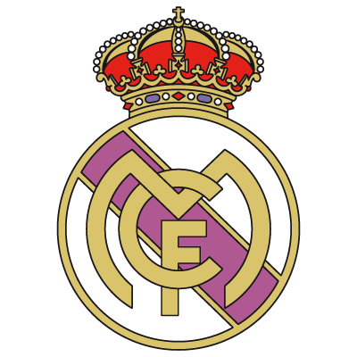 real madrid logo 3d. Real Madrid: 2. old logo
